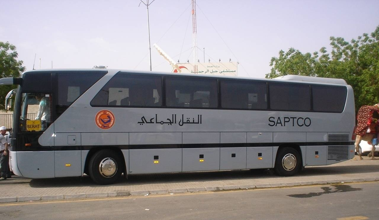 مواعيد رحلات النقل الجماعي واسعارها سابتكو وخطوات حجز التذاكر
