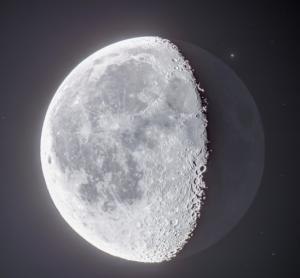 أسباب ظهور أطوار القمر