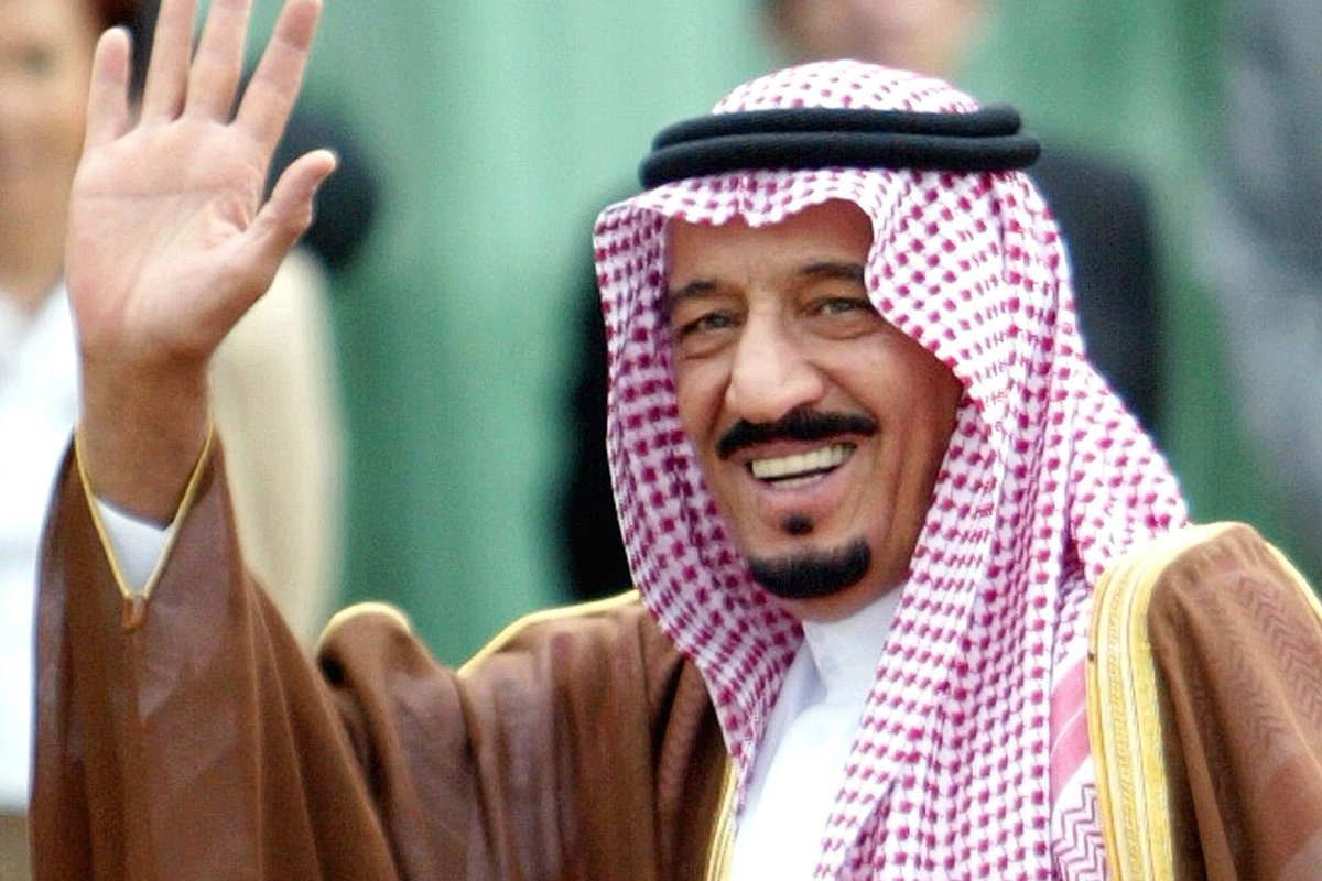وصل عدد الوزارات في عهد الملك خالد الى