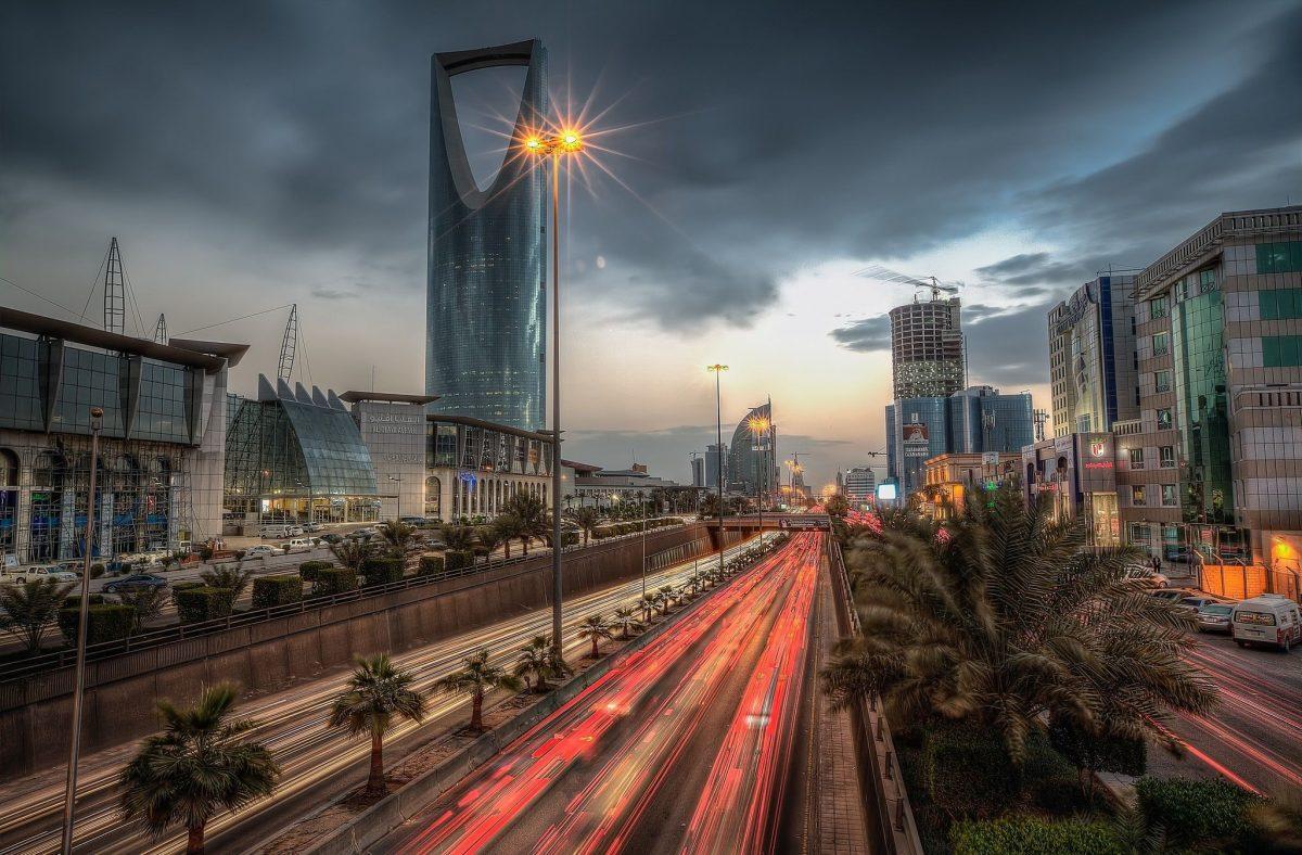 معالم اثرية في السعودية