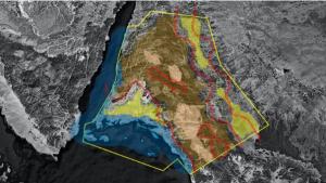 خريطة مشروع نيوم