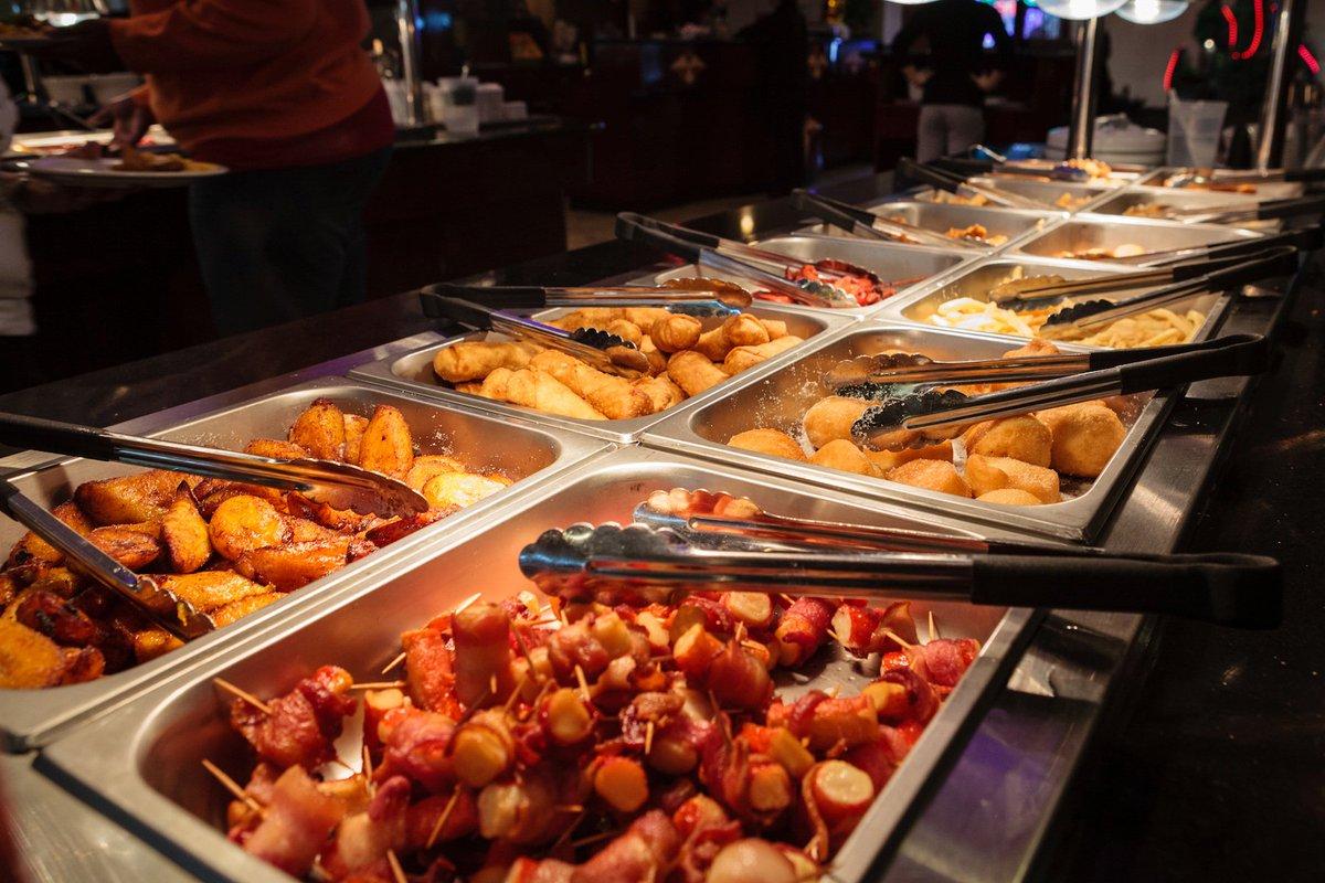 افضل مطاعم الرياض بوفيه مفتوح 2021