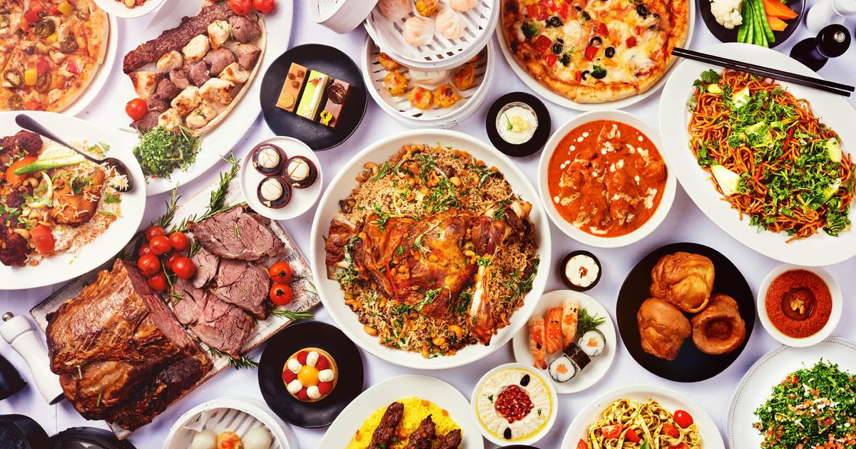 قائمة مطاعم في الرياض بوفيه مفتوح