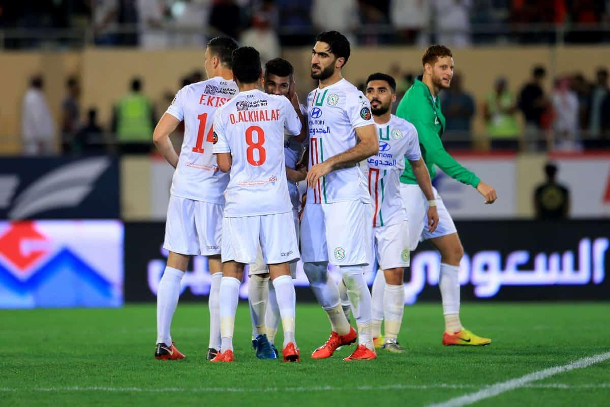 جدول ترتيب الدوري السعودي بعد التحديث 2021