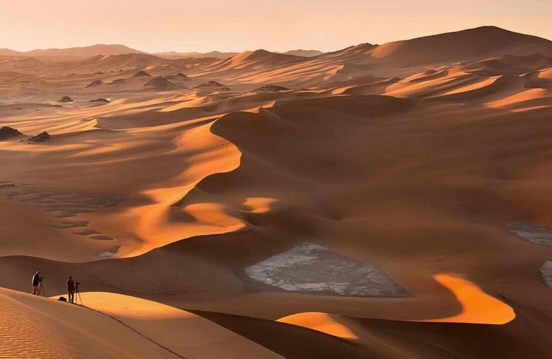 حل درس ماذا تعرف عن الصحراء