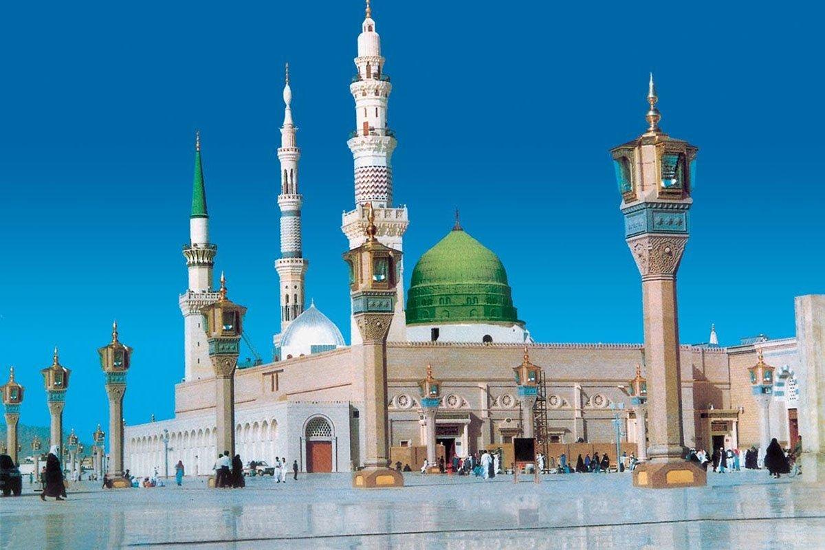 شروط دخول المسجد النبوي