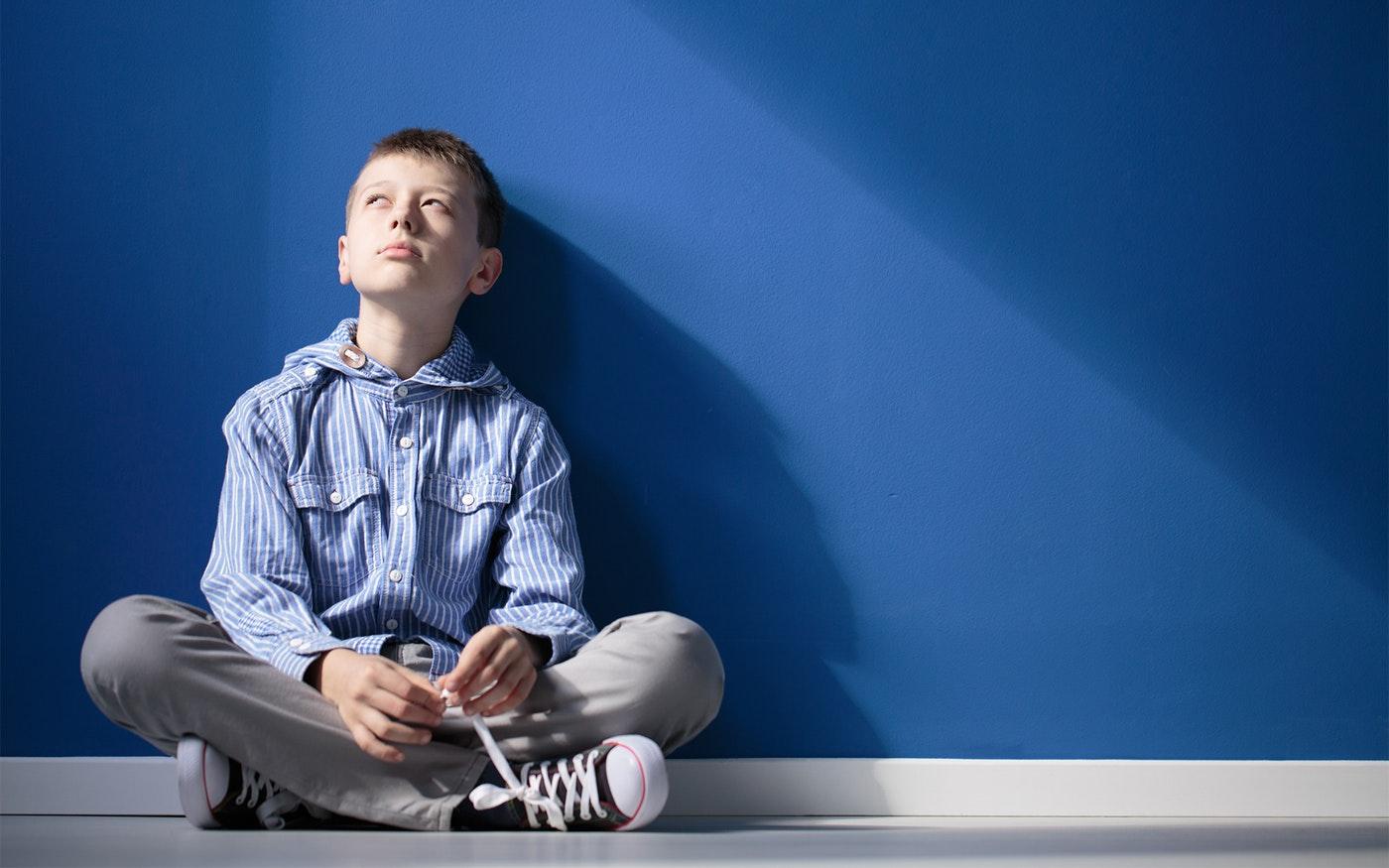 علاج أسبرجر عند الأطفال