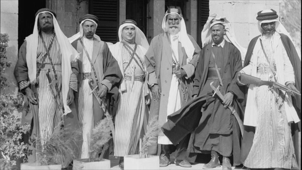 اصل عرب خلدة من وين