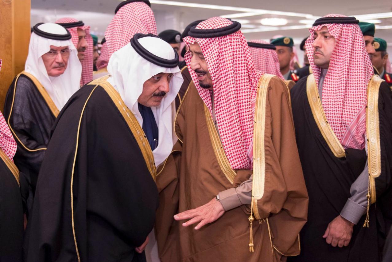 الملابس التقليدية في المملكة العربية السعودية للرجال والنساء