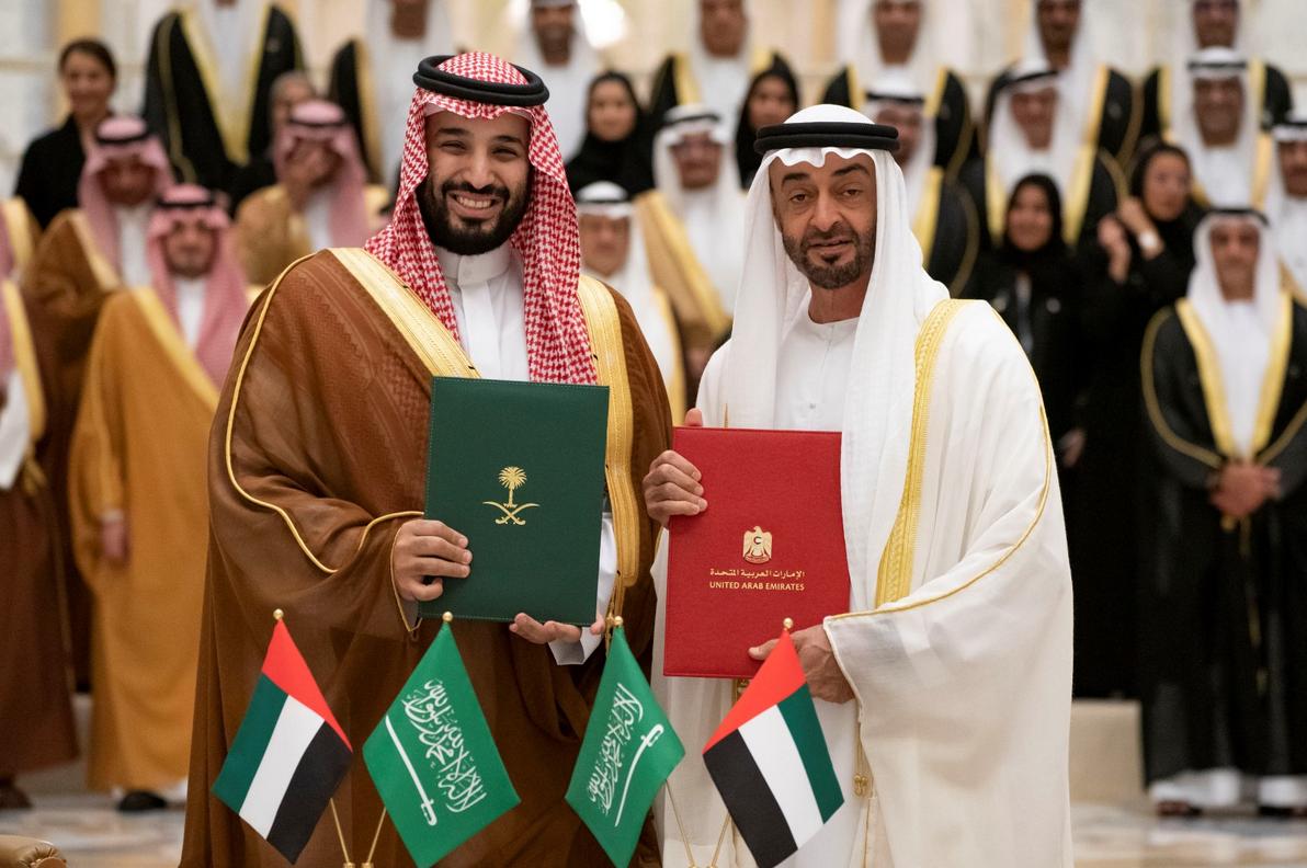 حقيقة طرد السعوديين من الامارات الخبر اليقين