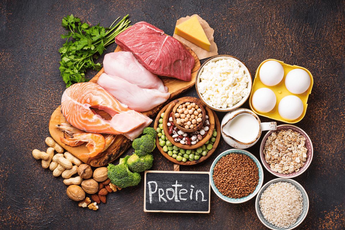 لماذا تحتاج المرأة الى البروتين اقل من الرجل