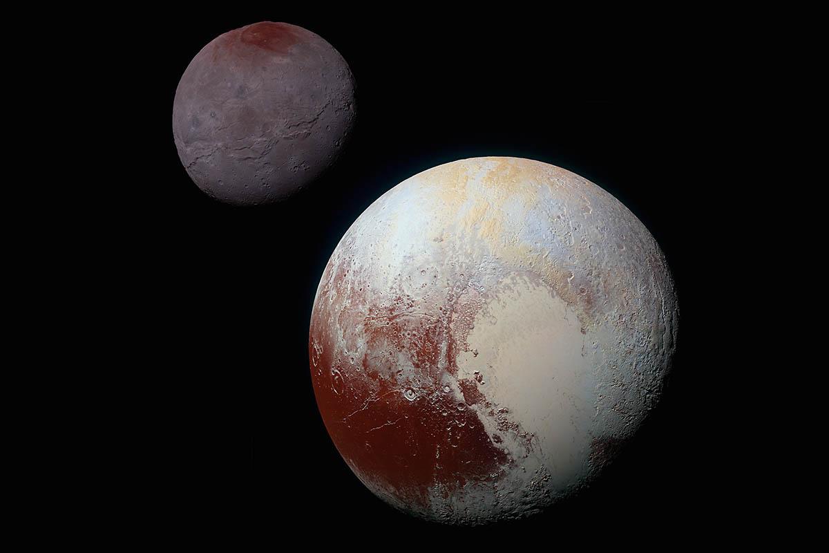 ما هو لقب كوكب بلوتو