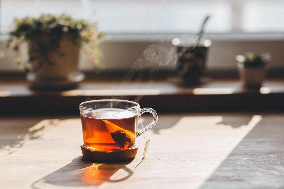 هل الشاي يزيد الوزن