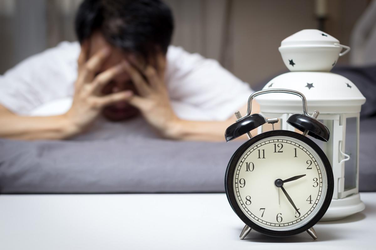 أسباب الأرق وقلة النوم