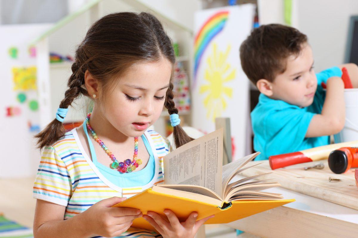 طريقة تعليم الطفل القراءة